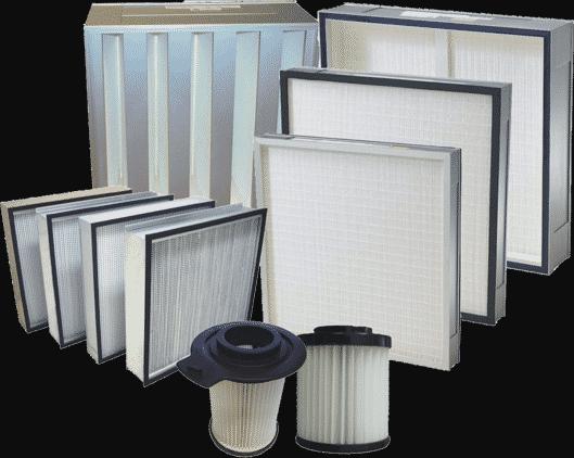 Filtru Z, filtru plan ondulat, filtre compact, filtru cu buzunare, filtru ventilatie